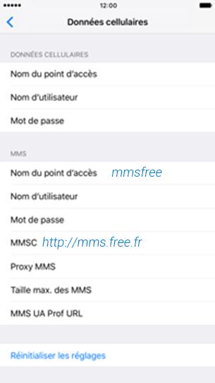 comment debloquer les mms sur free
